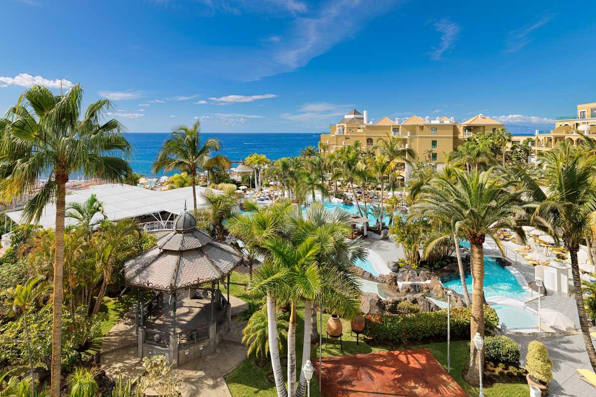 Medias Hotel Jardines De Nivaria Tenerife Costa Adeje Site