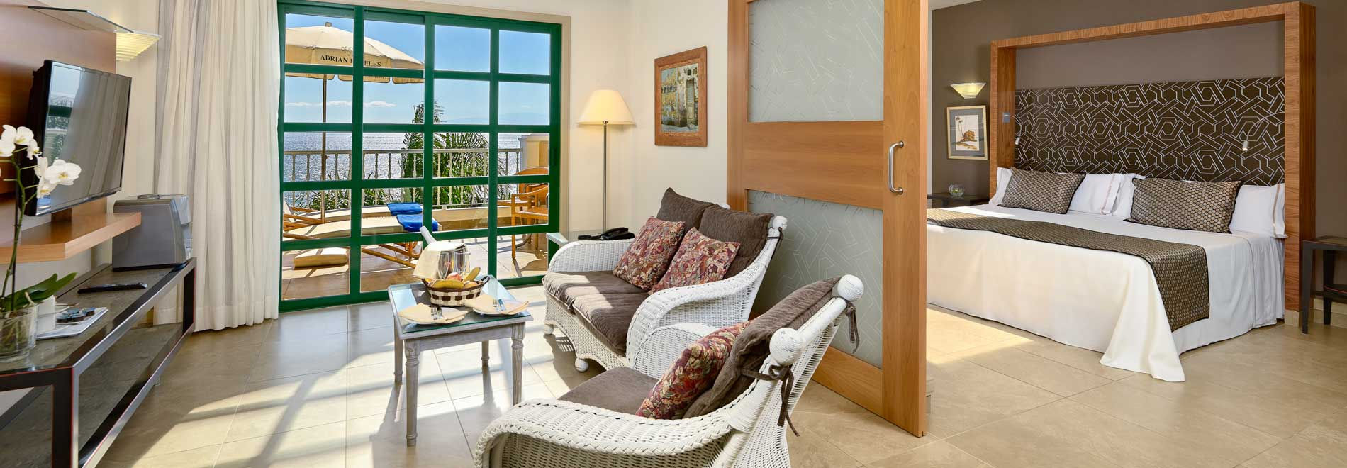 Habitaciones Hotel Jardines De Nivaria Tenerife Costa Adeje